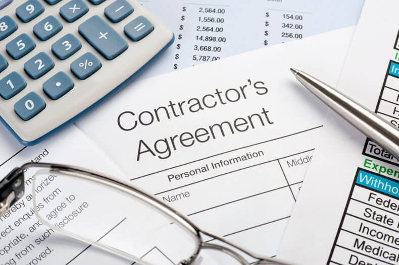 Construction Agreement